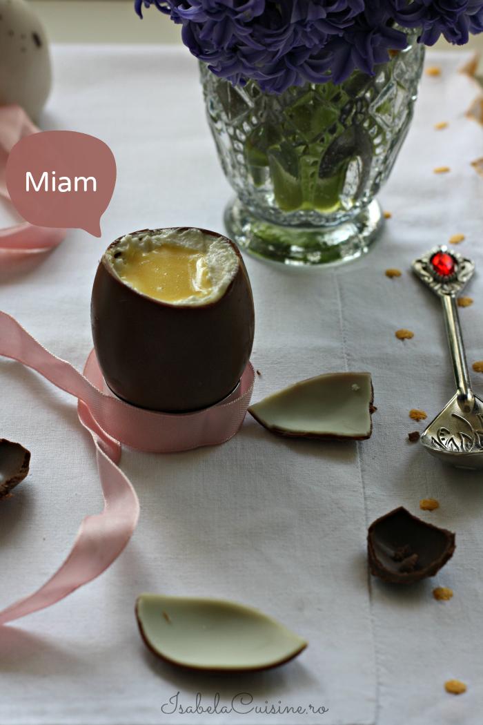 Oua de ciocolata