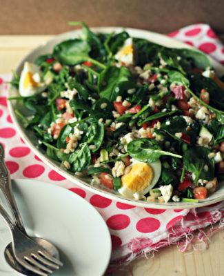 Salata de orz